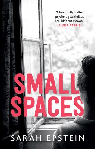 #LoveOzYA Reviews: Small Spaces & Whisper