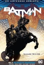 Batman, Volume 5: Rules of Engagement Pdf Book