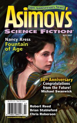 Asimov's Science Fiction, July 2007
