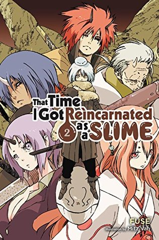 That Time I Got Reincarnated as a Slime, Vol. 2 Book Cover