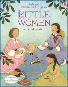 Usborne Illustrated Originals Little Women