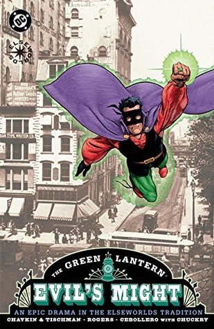 Green Lantern: Evil's Might (2002) #1 (DC Elseworlds)