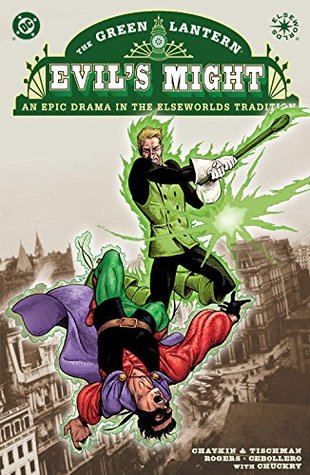 Green Lantern: Evil's Might (2002) #3 (DC Elseworlds)
