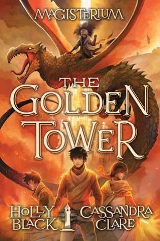 The Golden Tower (Magisterium, #5) Book Pdf ePub