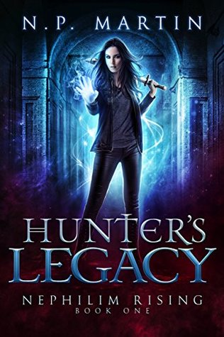Hunter's Legacy (Nephilim Rising #1)