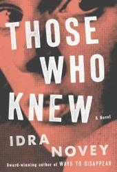 Those Who Knew Pdf Book