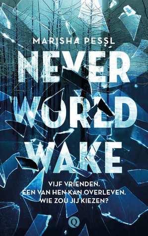 Neverworld Wake Boek omslag