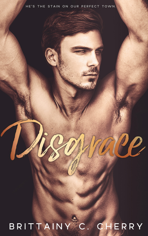 RELEASE BLITZ:  DISGRACE by Brittainy C. Cherry