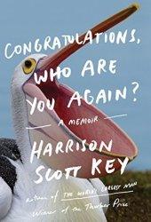 Congratulations, Who Are You Again? Pdf Book