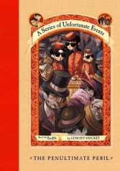 The Penultimate Peril (A Series of Unfortunate Events, #12) Pdf Book
