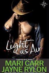 Light as Air (Compass Boys #4) Pdf Book