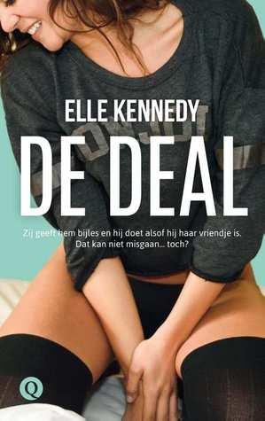 De Deal Boek omslag