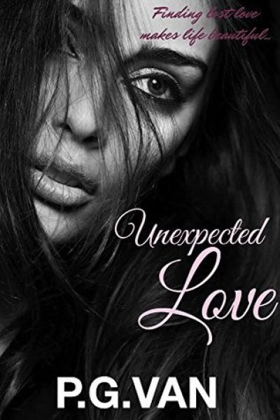 Book Cover of Unexpected Love by PG Van