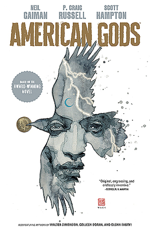 American Gods, Volume 1: Shadows (Graphic Novel)