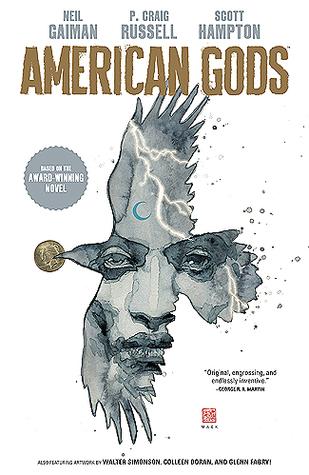 American Gods, Volume 1: Shadows