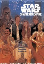 Shattered Empire (Star Wars) Pdf Book