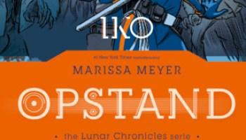 Opstand (Iko #2) – Marissa Meyer