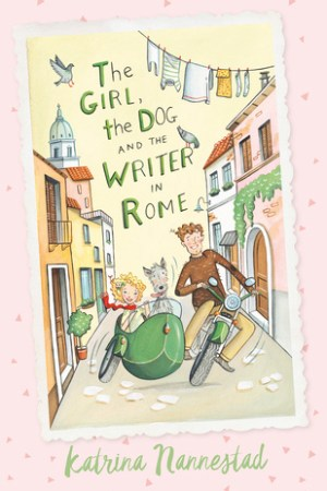 The Girl, the Dog and the Writer in Rome pdf books