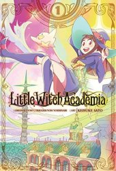 Little Witch Academia, Vol. 1 Pdf Book
