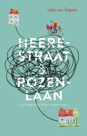 Heerestraat & Rozenlaan Boek omslag