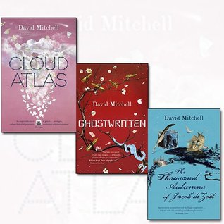 David Mitchell Collection 3 Books Bundle