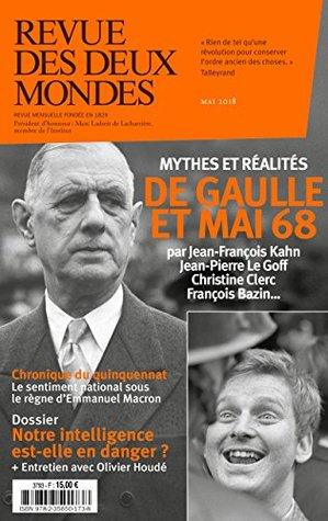 Revue des Deux Mondes mai 2018: Quel héritage possible pour Mai 68 ?