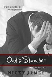 Owl's Slumber (Trials of Fear, #1) Pdf Book