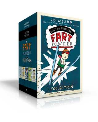 Doctor Proctor's Fart Powder Collection: Doctor Proctor's Fart Powder; Bubble in the Bathtub; Who Cut the Cheese?; The Magical Fruit; Silent (but Deadly) Night