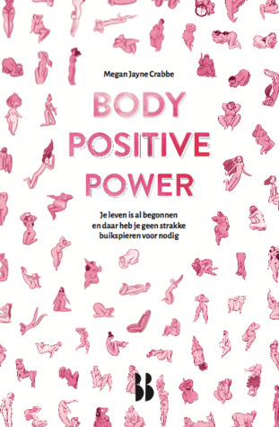 Recensie: Body positive power van Megan Jayne Crabbe