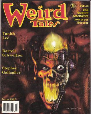 Weird Tales Spring 2002