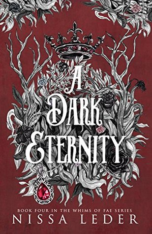 A Dark Eternity (Whims of Fae, #4)