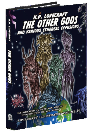 The Other Gods - Lovecraft Illustrated Volume 16
