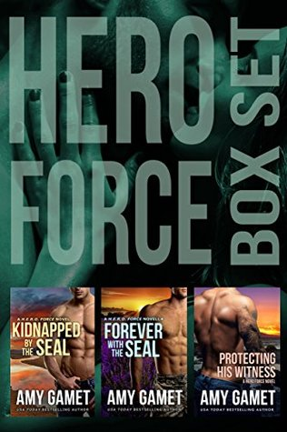 HERO Force Box Set: Books Seven and Eight plus Shattered SEALs Book One
