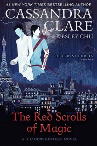 The Red Scrolls of Magic (The Eldest Curses, #1) Book Pdf ePub