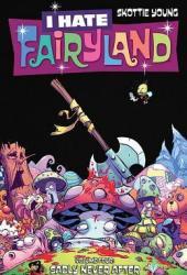 I Hate Fairyland, Vol. 4: Sadly Never After