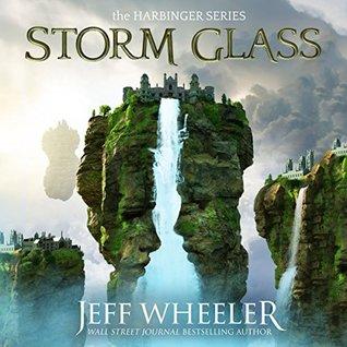Storm Glass (Harbinger, #1)