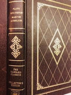 The Apology, Phaedo and Crito of Plato; The Golden Sayings of Epictetus; The Meditations of Marcus Aurelius