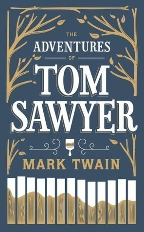 Adventures of Tom Sawyer, The (Leatherbound Classic Collection) by Mark Twain (2012) Leather Bound