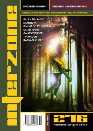 Interzone 276 (July-August 2018)