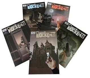 Locke & Key 6 Omega 1st Print 5 Issues Comics Set SEALED