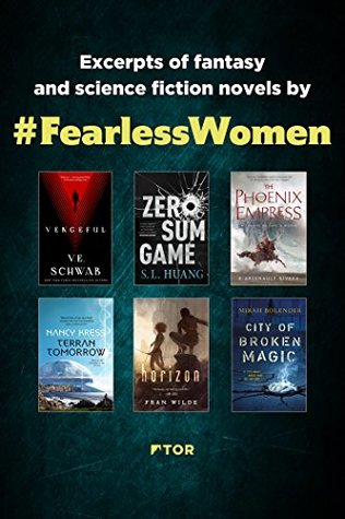 Fearless Women Fall Sampler: Excerpts of Science Fiction and Fantasy Novels by Fearless Women
