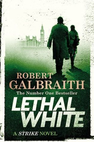 Lethal White (Cormoran Strike, #4) Book Pdf ePub