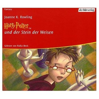 "Harry Potter und der Stein der Weisen (German Audio CD (9 Compact Discs) Edition of ""Harry Potter and the Sorcerer's Stone"")"