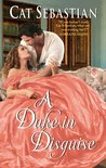A Duke in Disguise (Regency Imposters, #2)