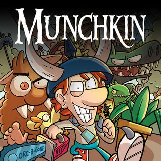 Munchkin (Issues) (25 Book Series)