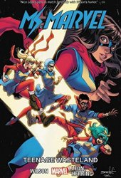 Ms. Marvel, Vol. 9: Teenage Wasteland Pdf Book