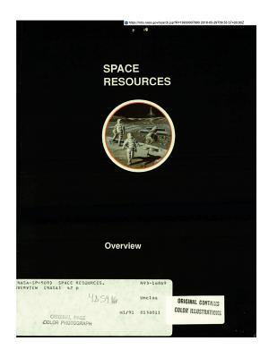 Space Resources. Overview
