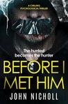 Before I Met Him (DI Gravel, #3)