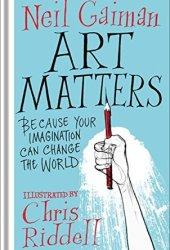 Art Matters Book Pdf