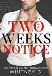 Two Weeks Notice Pdf Book